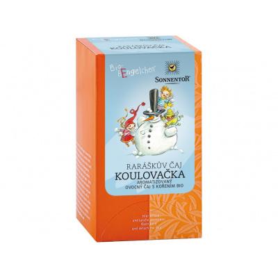 Bio Raráškův čaj - koulovačka porc. dárk. 40 g