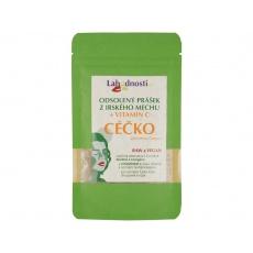 Céčko odsolený prášek z irského mechu+vitamín C 70g