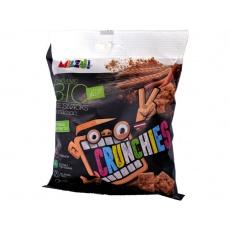 Bio Křupavý snack Obdélníčky s kakaem 70g