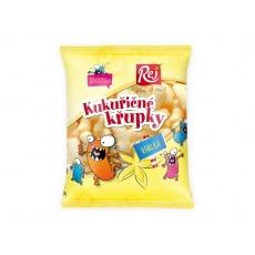 AKCE - Kukuřičné křupky vanilkové 90g. Min. trv. 31.3.2021
