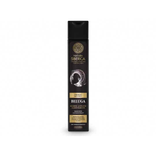 MEN Šampon pro růst vlasů - Beluga 250ml
