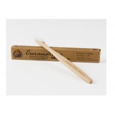 Zubní kartáček bambusový HEALTH soft Curanatura