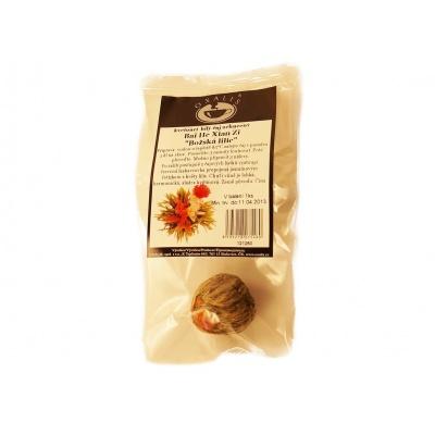Kvetoucí  čaj - Bai He Xian Zi (1ks)