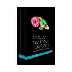 Sladce nesladce LowCarb   Brožovaná kniha