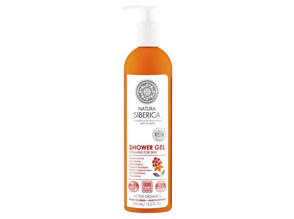 """Sprchový gel """"Vitamíny pro pleť"""" 400 ml"""