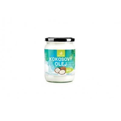 Bio Kokosový olej 500ml