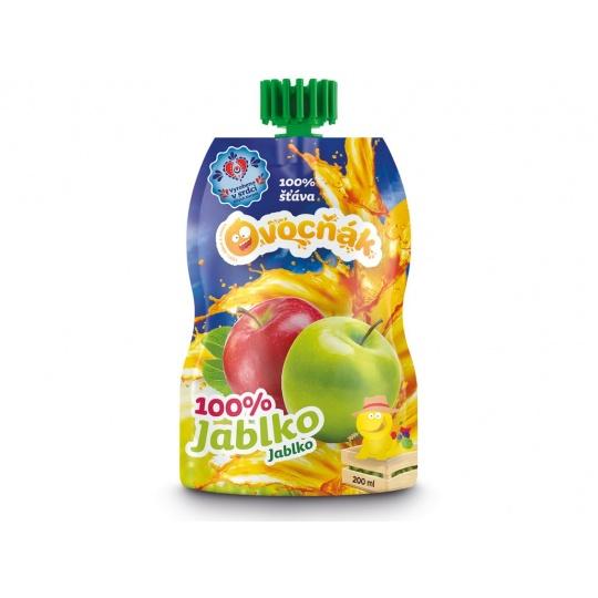 Ovocňák mošt jablko 200ml
