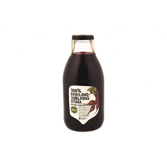 Šťáva 100% řepovo-jablková 0,75l