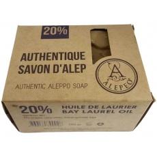 Bio Mýdlo s vavřínovým olejem 20% Alepeo 190g