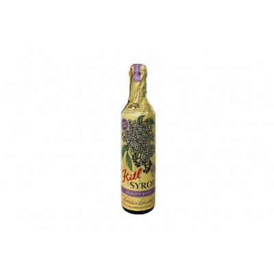 Kitl Syrob Bezový 500 ml - sirup pro přípravu domácích limonád