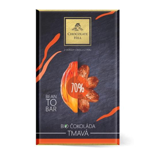 70% Hořká čokoláda BIO 60 g