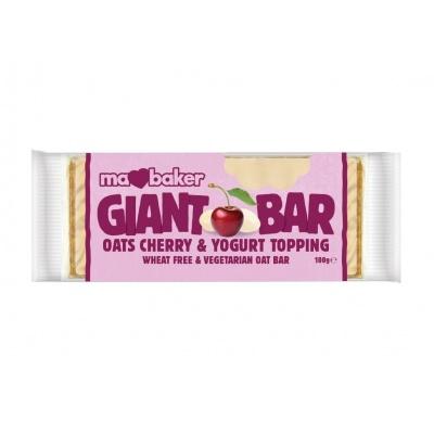 Tyčinka Obří Smoothie Jogurt + Višně 100g