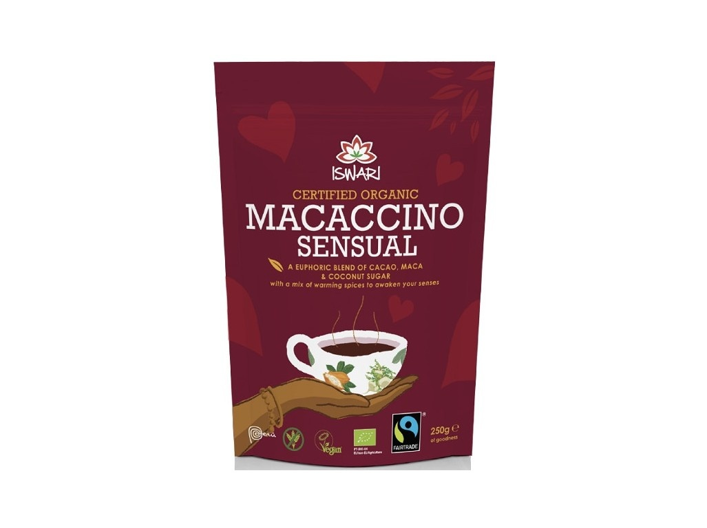 Bio Macaccino Sensual 125g