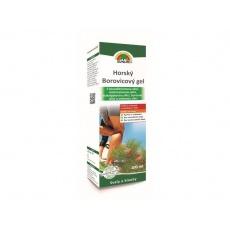 Horský borovicový gel 250ml