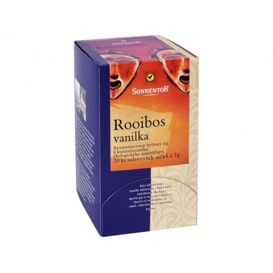 Bio Rooibos vanilka porc. dárkový 20g