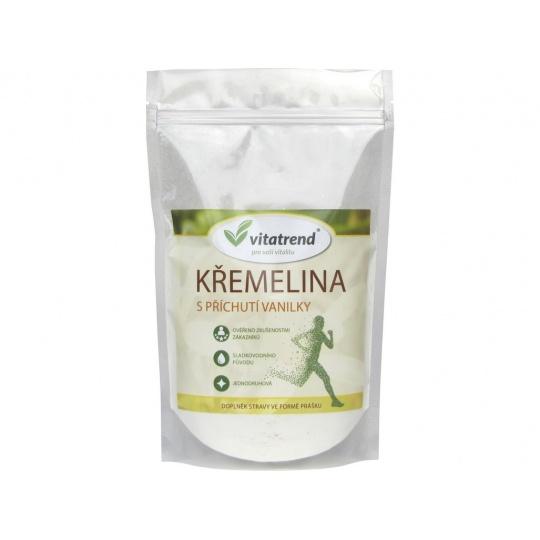 Křemelina s příchutí vanilky 250g