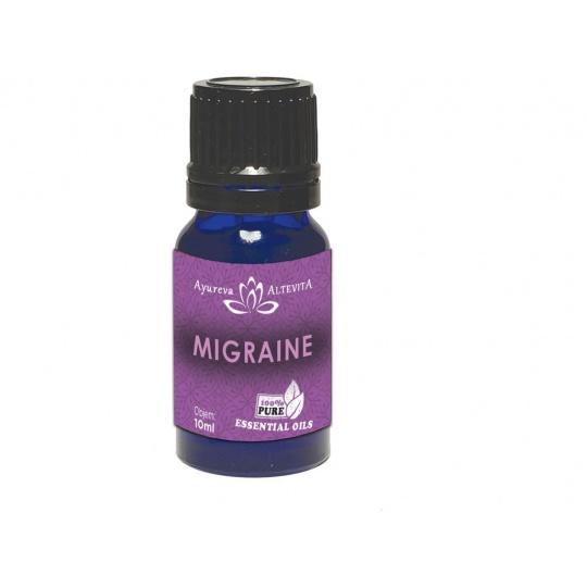 Esenciální olej směs Migréna 100% 10ml