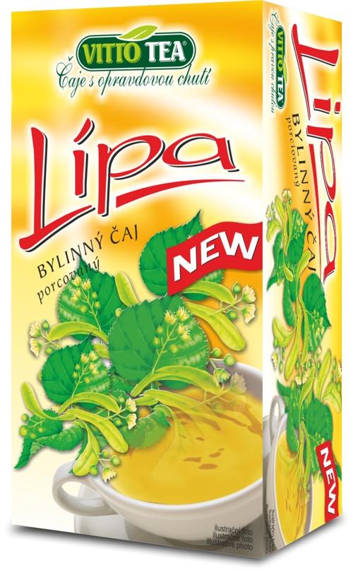 VITTO čaj Lípa porcovaný 30 g