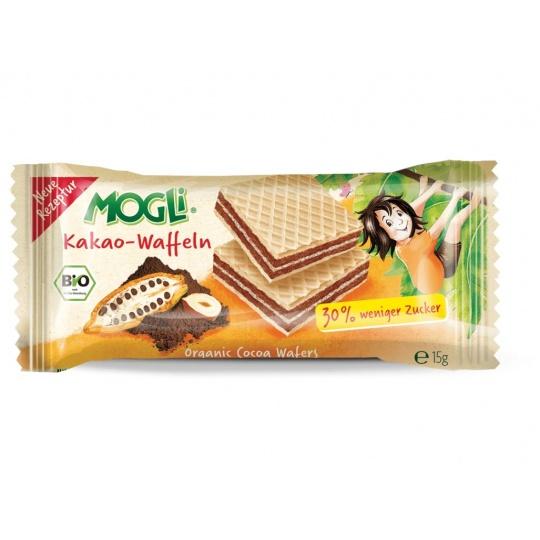 Bio Oplatky kakaové 15g