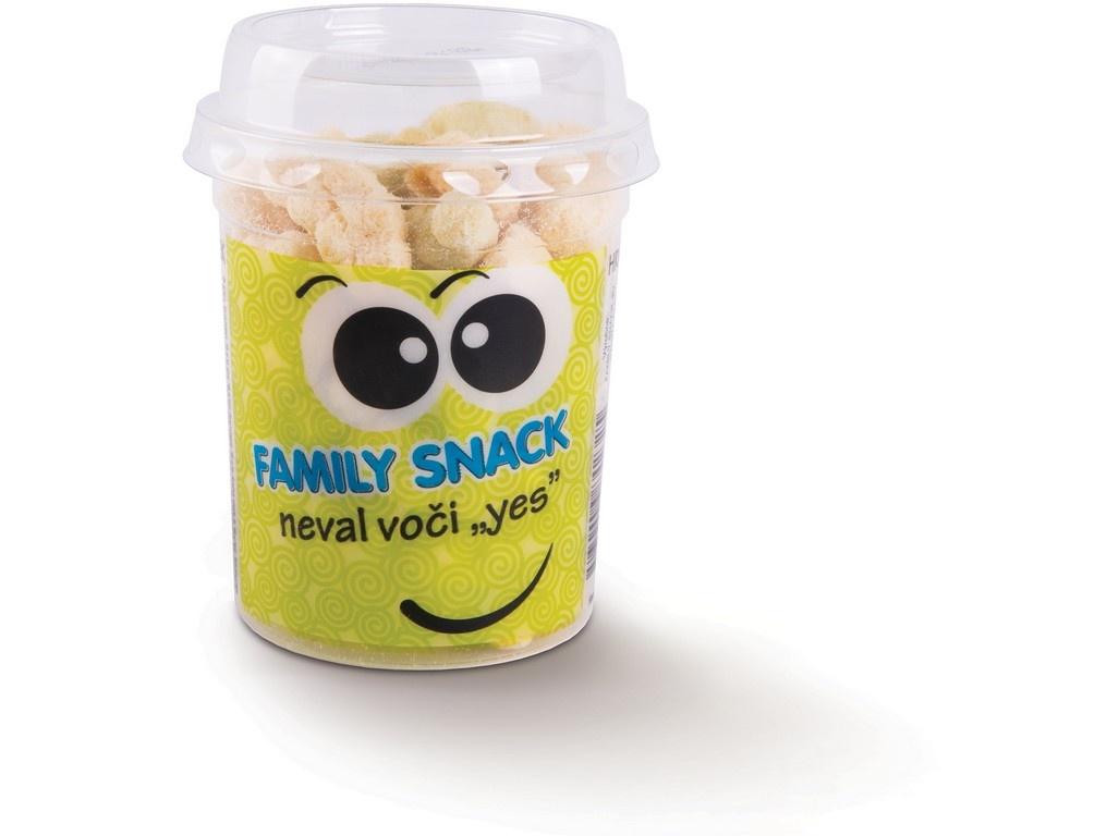 Family snack YES Hrášek 20g, min.trv. 19.7.2019