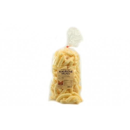 Křupky kukuřičné bez lepku 75 g