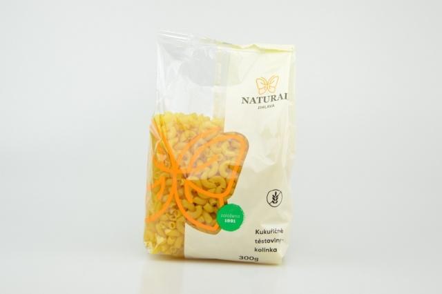 Těstoviny kukuřičné - kolínka 300 g