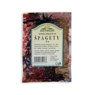 Špagety 30g