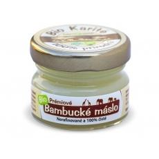 Bio bambucké máslo 20ml