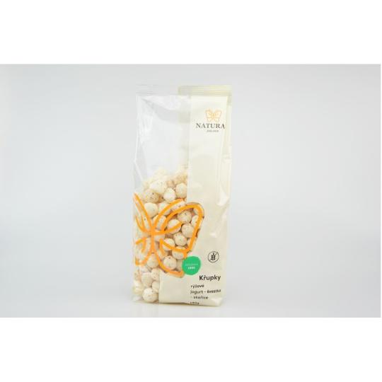 Křupky rýžové jogurt - švestka - skořice - Natural 150g