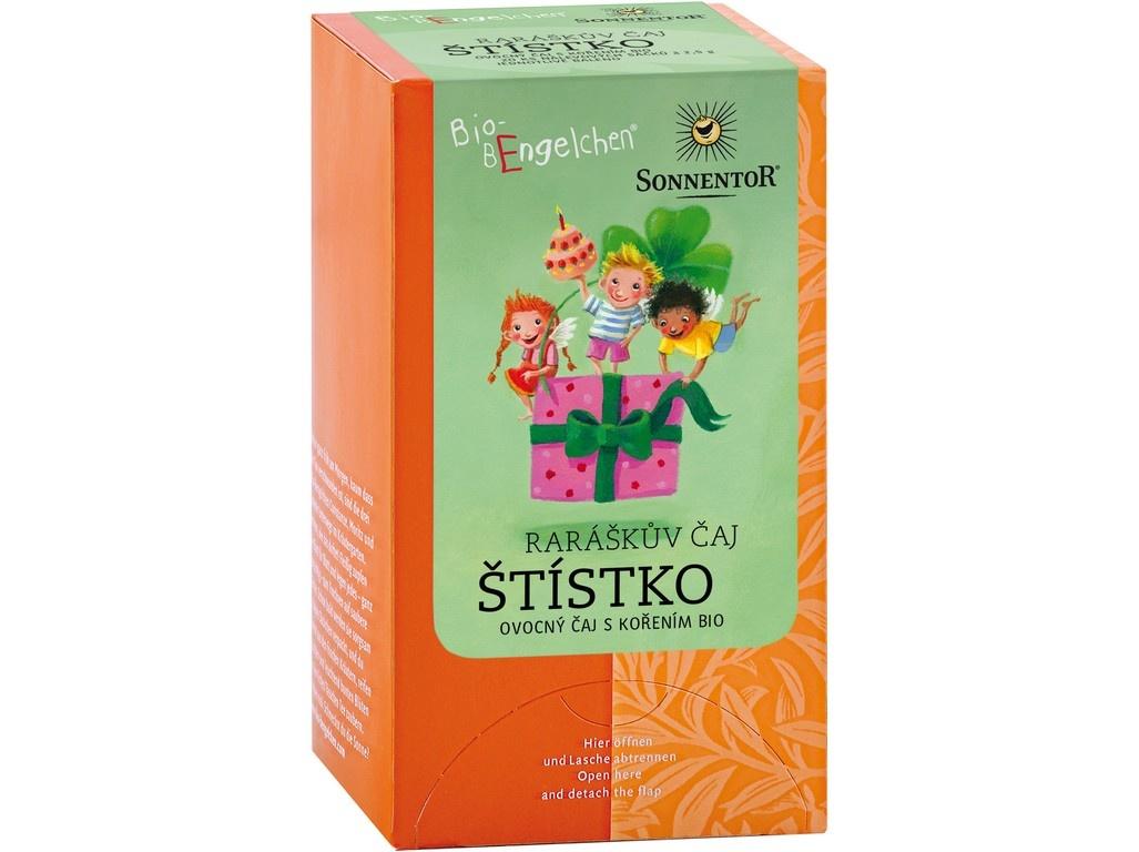 Bio Raráškův čaj - Štístko porc. dárk. 50g