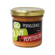 Pomazánka olivy a peperoncini 140g