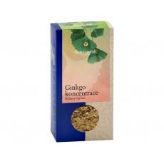 Bio Ginkgo - koncentrace, zelený čaj syp. s bylinkami 50g