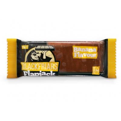 Tyčinka ovesná Flapjack Banán 110g