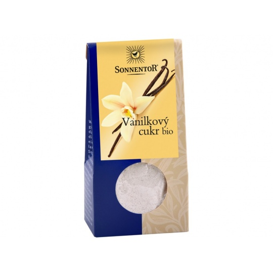 Bio Vanilkový cukr 50g
