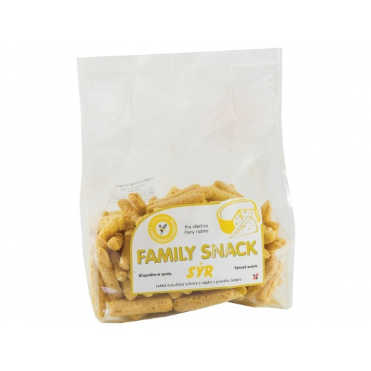 Family snack Sýr 165g