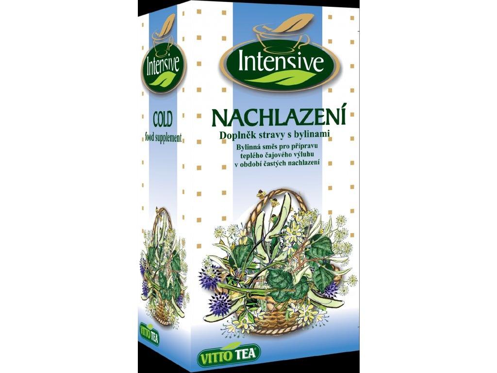 Intensive čaj Nachlazení porcovaný 30 g