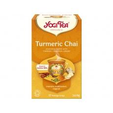 Bio Turmeric chai Yogi Tea 17 x 2 g