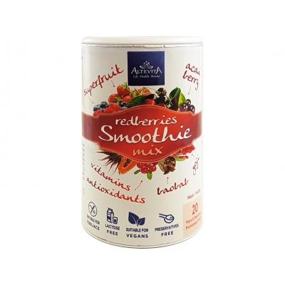 Redberries smoothie mix 140g