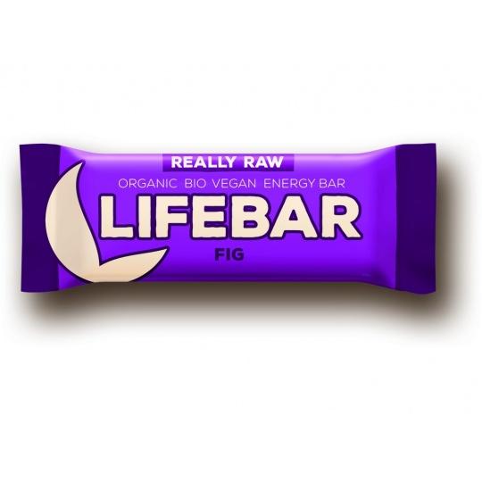 Bio tyčinka Lifebar fíková 47g