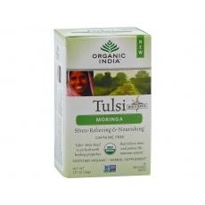 Tulsi moringový čaj porcovaný 36g