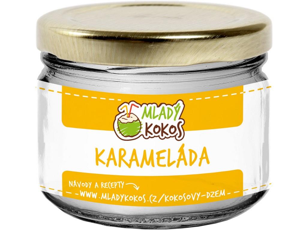 Bio karameláda 300g