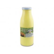Jogurtový nápoj - vanilka 0,5l + vratná láhev