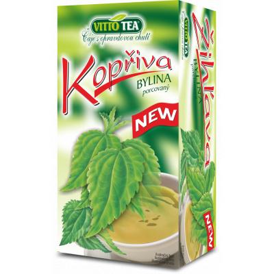 VITTO čaj Kopřiva porcovaný 30 g