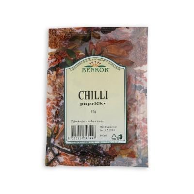Chilli papričky 10g EXP. 10.7.2019