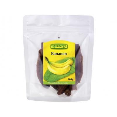 Bio Sušené banány celé 100g