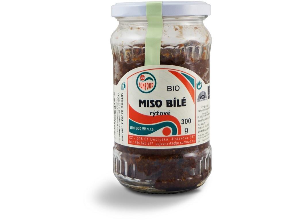 Bio miso rýžové bílé 300g
