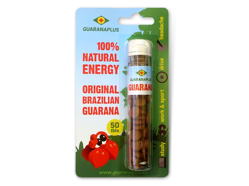 Guarana 50 tablet