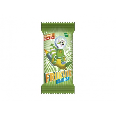 Tyčinka ovocná dětská FRUKVIK Hruška 20g