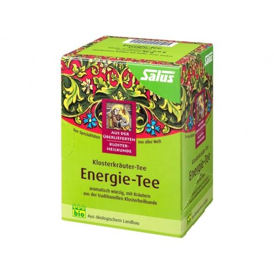 Bio Čaj Energie -  Klášterní byliny 15 sáčků, min. trv. 7/2019