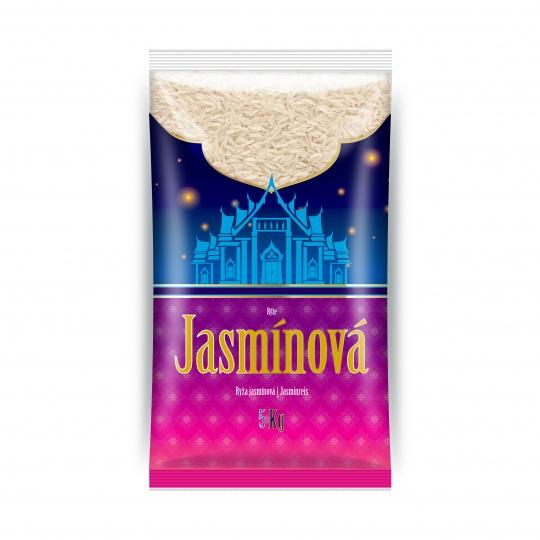 Rýže jasmínová PREMIUM 5 kg